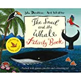 Snail and Whale Activity Book Spl