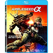 Appleseed: Alpha (Blu-ray + UltraViolet) (2014)