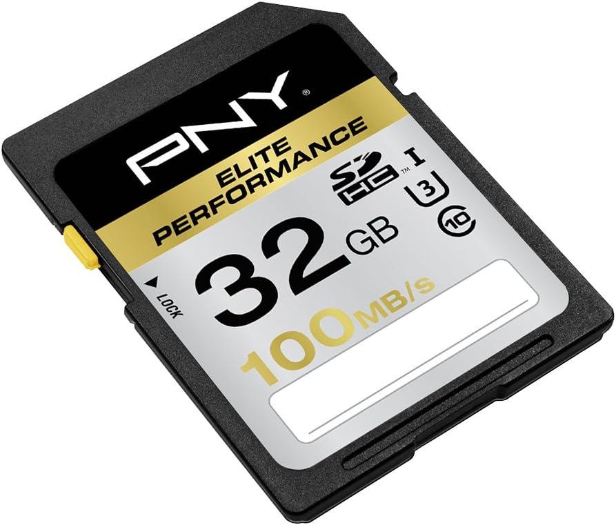Pny Speicherkarte Sdhc Elite Performance 32gb 100mb Computer Zubehör