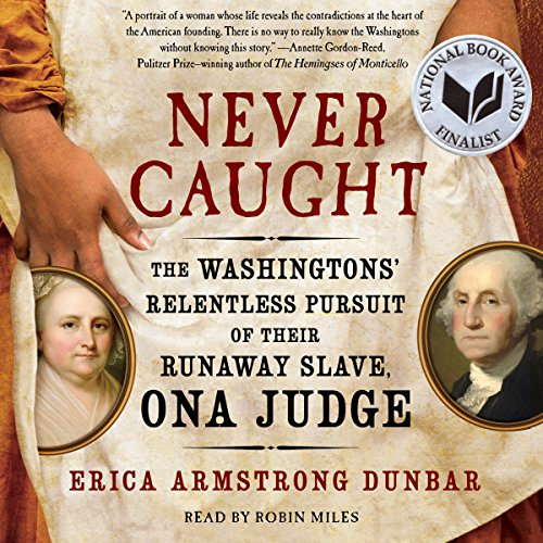 Never Caught Audiobook [Free Download by Trial] thumbnail