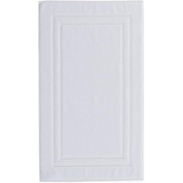 Bath Mat-Pack of 2 Chortex Luxury 850gsm 100/% Turkish Cotton Charcoal