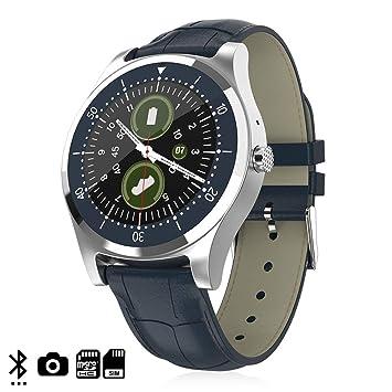 DAM. DMZ143BL. Smartwatch L18 con Cámara, Opción De Sim, Y ...