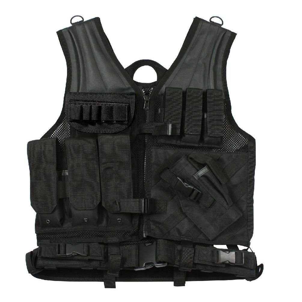 Cross Draw Tactical Vest