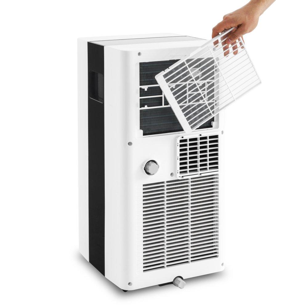 TROTEC Acondicionador de aire local PAC 2300 X de 2,3 kW / 8.000 Btu (EEK:A) acondicionador de aire 3-en-1: refrigeración, ventilación, deshumidificación: ...