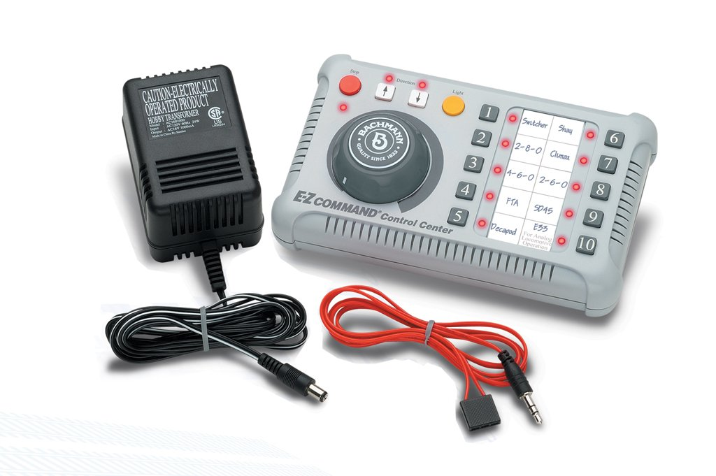 Bachmann Industries E Z Command Dcc Controller