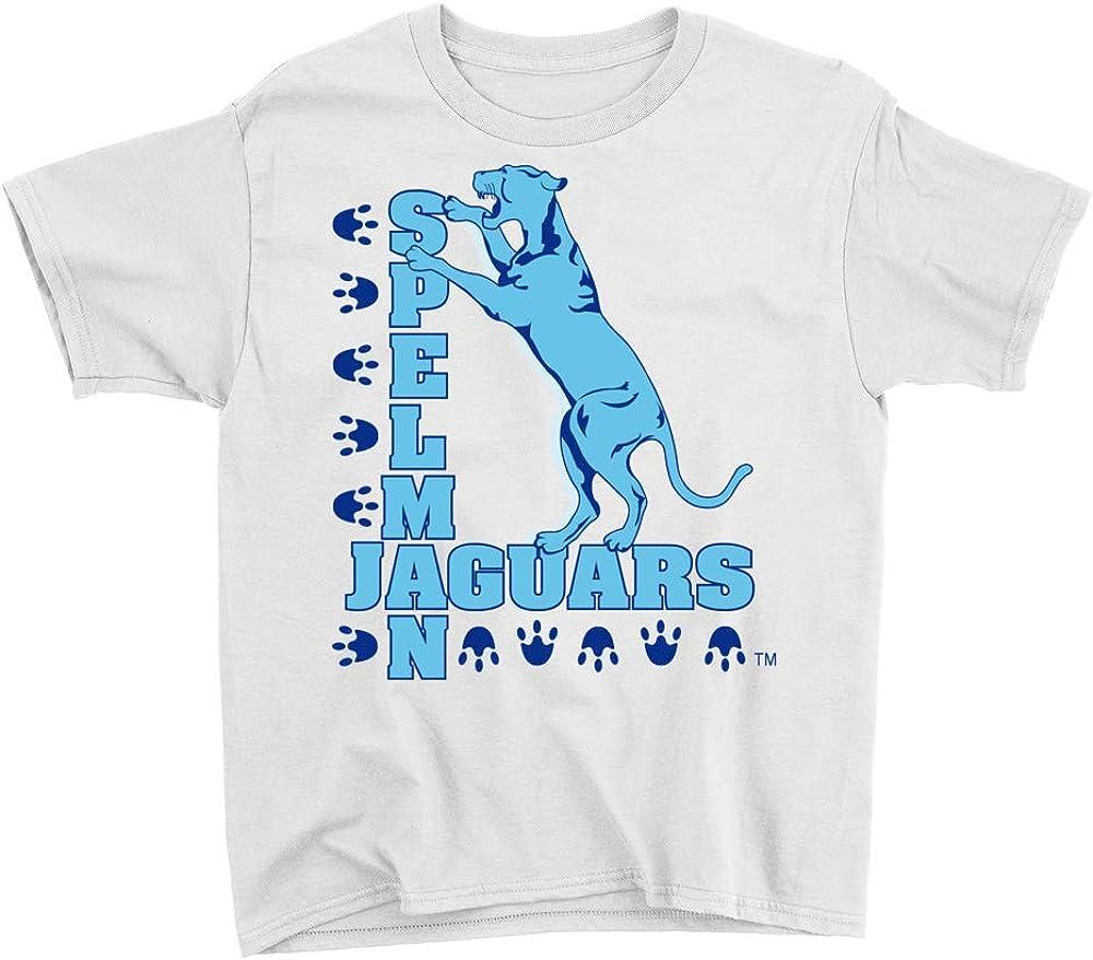NCAA Spelman College Jaguars RYLSPL06 Youth T-Shirt
