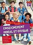 Cahier du citoyen Enseignement Moral et Civique (EMC) 5e (2015)