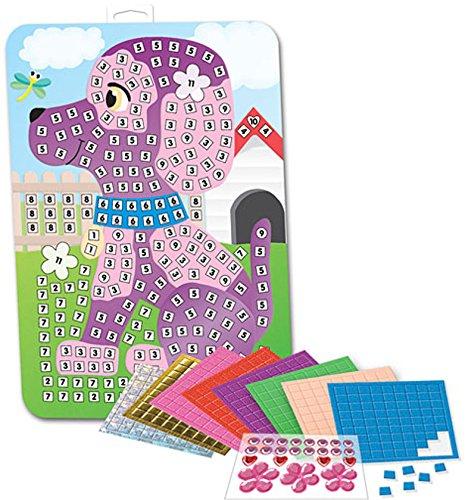 The Orb Factory Sticky Mosaics Sticky Mosaics Singles Puppy