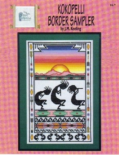 (Kokopelli Border Sampler (Pitter Patterns))