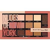 Maybelline Nudes Of New York Eyeshadow Palette (3600531592974)