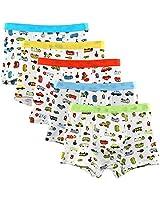 Boys' Boxer Briefs, Kids Toddler Underwear...