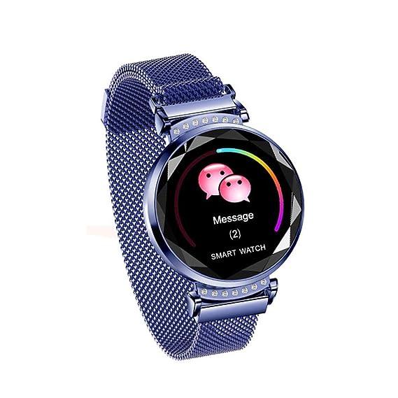 Amazon.com: sundengyuey H2 Bracelet Waterproof Smartwatch ...
