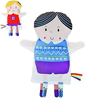 Baby Sensory Say Hello Double Sided Hand Puppet - From Birth  sc 1 st  Amazon UK & BabyDan BabyDen Playpen Top Tent (Blue): Amazon.co.uk: Baby