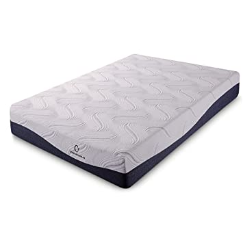Comfort & Relax 11 Inch Memory Foam Matrress with CertiPUR-US Certified Foam - Full
