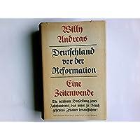 Deutschland vor der Reformation