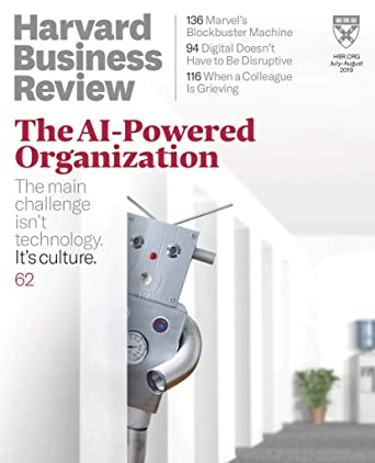 Amazon com: Harvard Business Review: Harvard Business School