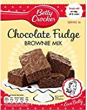 Betty Crocker - Chocolate Fudge Brownie Mix - 415g (Case of 6)