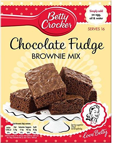 Betty Crocker - Chocolate Fudge Brownie Mix - 415g (Case of 6)