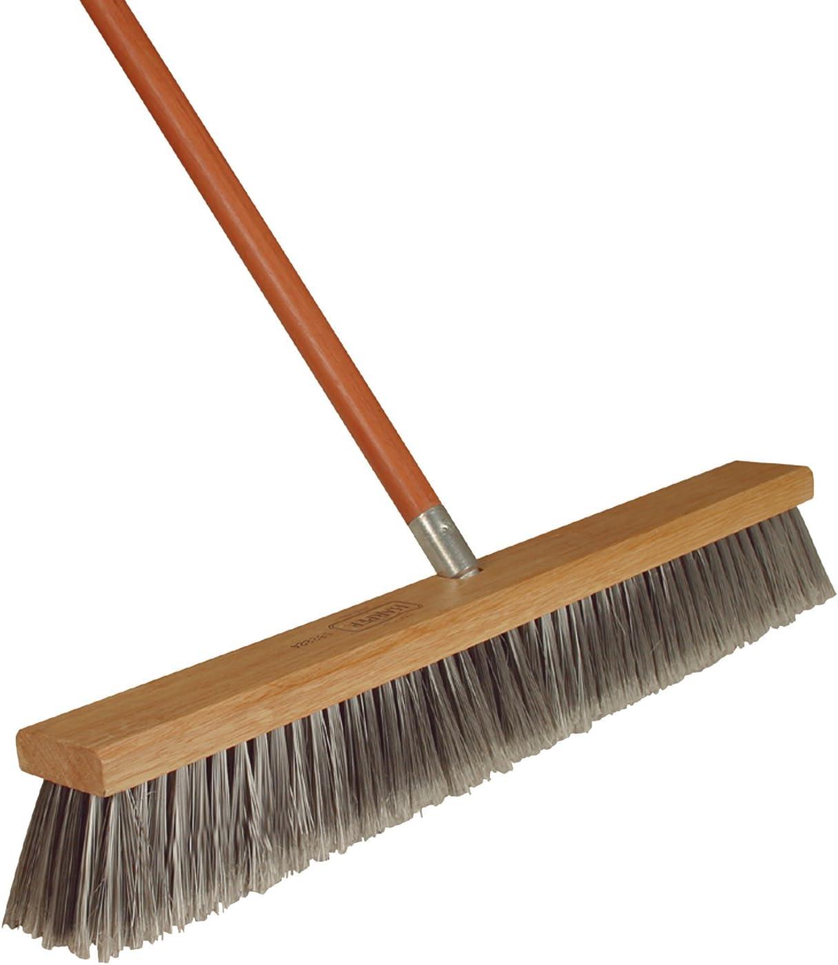 Harper Brush 582224sc 24 Inch Fine Push Broom Home Kitchen