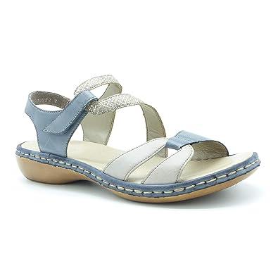 Rieker 65969: : Chaussures et Sacs