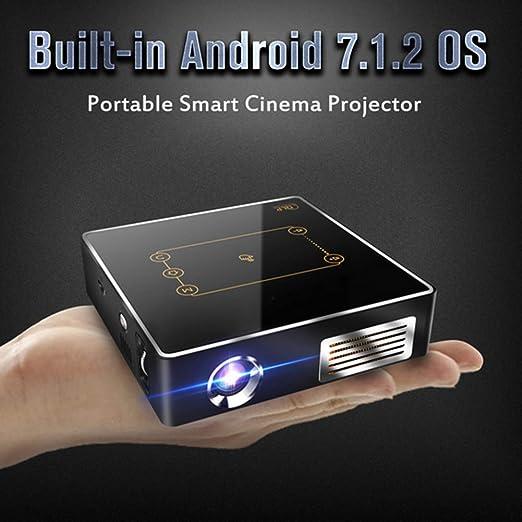XINTONGDA Proyector HD Smart C9Plus Home Office Smart WiFi ...