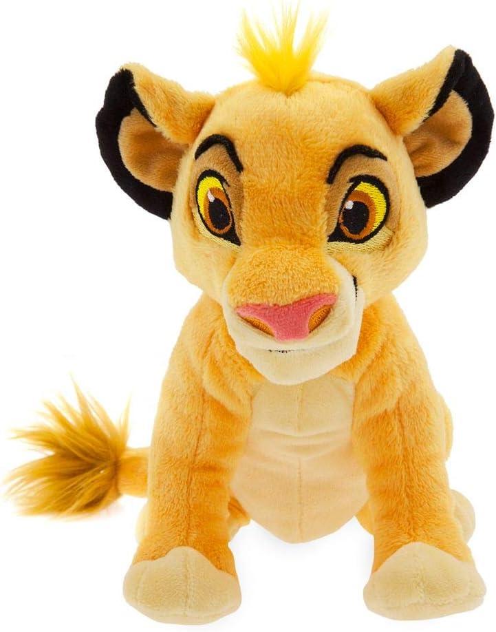 Disney Simba Plush 7 Mini Bean Bag The Lion King