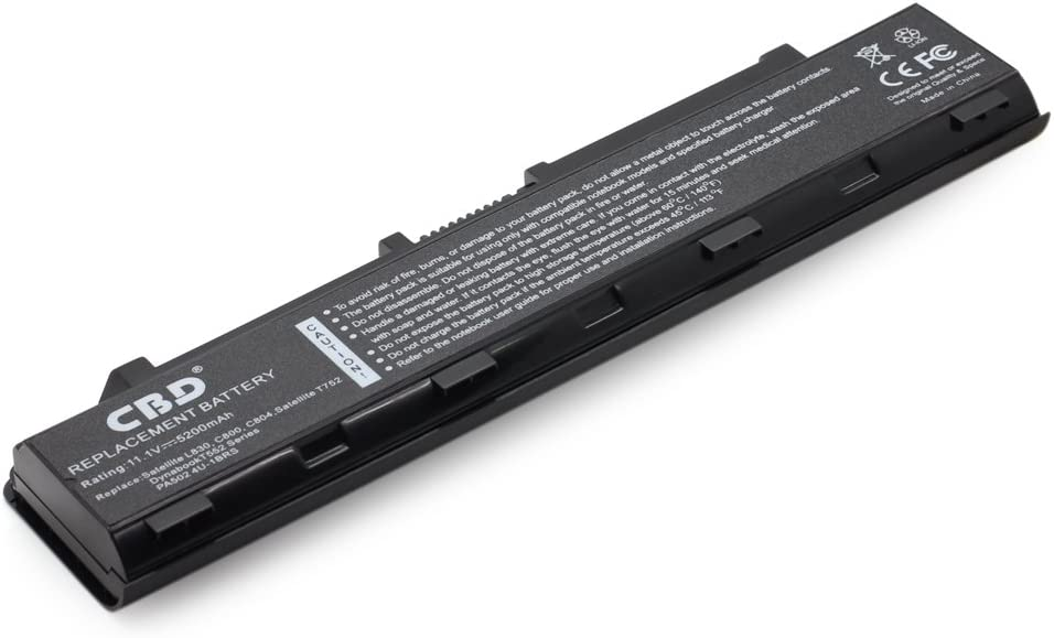 Fancy Buying New Rechargable Battery Pack for Model No. PA5109U-1BRS.Toshiba Laptop C50-A C50D-A