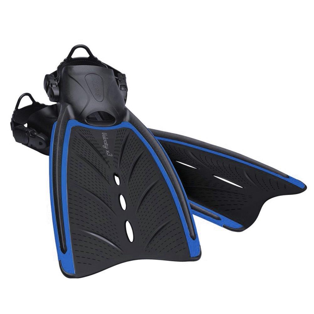 AERIS Velocity X3 Scuba Diving Open Heel Adjustable Fins