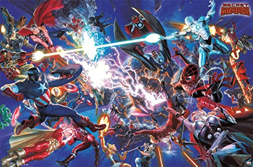 Marvel - Battle Poster