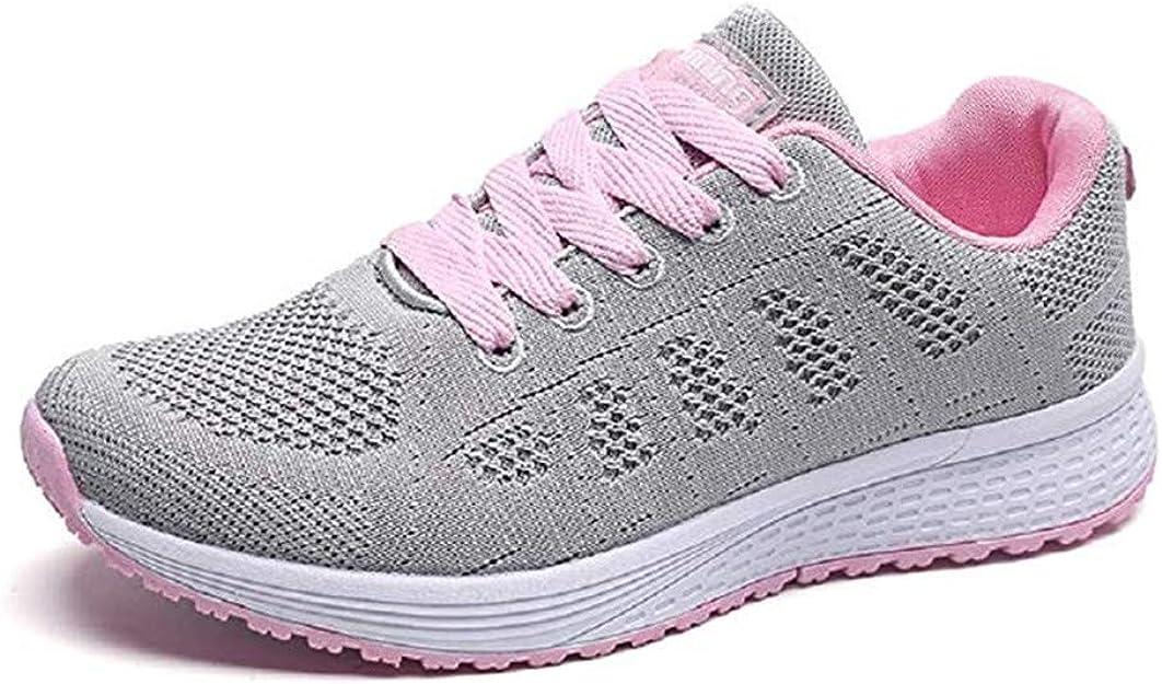 Zapatillas de Deportivos de Running para Mujer Gimnasia Ligero ...