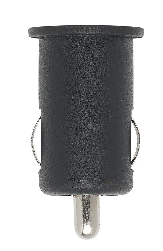 Slabo Mini Cargador USB para el Coche - 1A - para BQ Aquaris A4.5 | Aquaris E5 | Aquaris V | Aquaris X5 | Aquaris X5 Plus Adaptador Coche Camión - ...