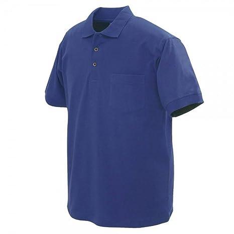 Blakläder color Polo con bolsillo pecho 3305 marineblau M: Amazon ...