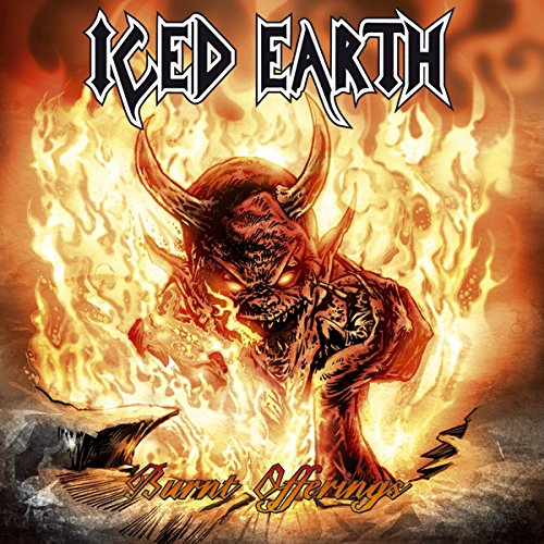 Iced Earth: Burnt Offerings (Re-Issue 2015) (Audio CD)