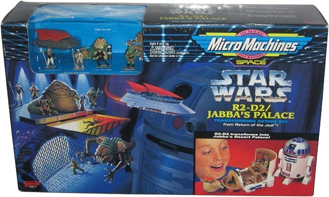 MICRO MACHINES STAR WARS FIGURE LANDO CALRISSIAN # 1
