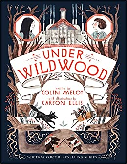 Under Wildwood (Wildwood Chronicles): Meloy, Colin, Ellis, Carson:  9780062024732: Amazon.com: Books