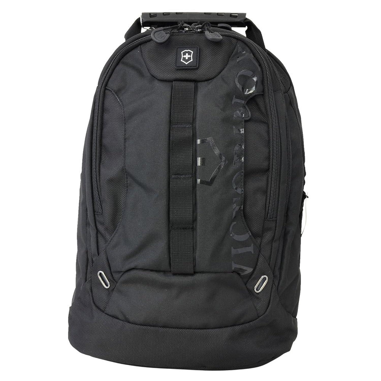 [ビクトリノックス] Victorinox ビクトリノックス バッグ 31105301 リュックサック バックパック Vx Sport Trooper Black ブラック メンズ [並行輸入品] B07DDB1T54