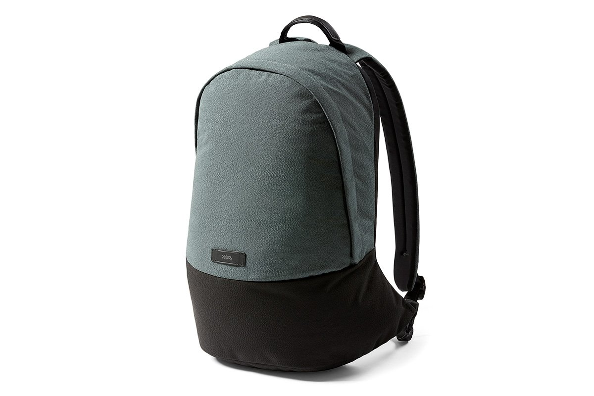 Bellroy Classic Backpack (17 liters, 15'' laptop)-MossGrey