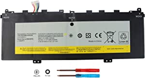 Shareway L13M6P71 11.1V 4520mAh 50Wh Replacement Laptop Battery Compatible for Lenovo IdeaPad Yoga 2 13 Series L13S6P71 31CP469/81-2 121500234 121500229