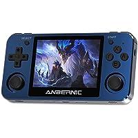 Anbernic RG351MP Konsola do Gier Retro 64 GB z 2500 grami, Funkcja WiFi, Wsparcie PSP, NDS, DC, RK3326 Czterordzeniowy…