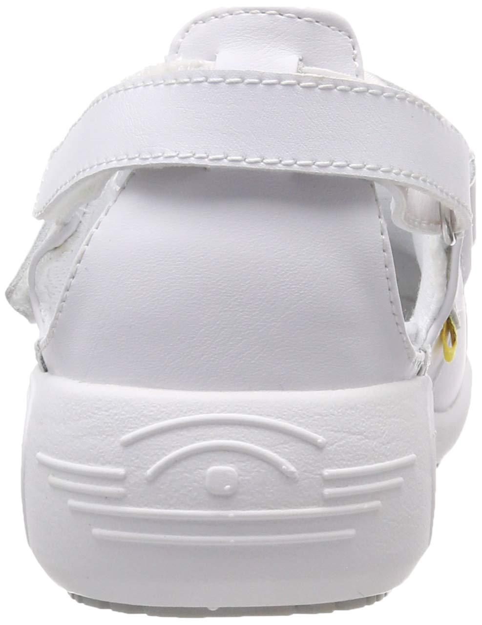 4 UK Antistatic Nursing Shoes 37 EU Oxypas Move Up Salma Slip-resistant Fuchsia White//Fuchsia