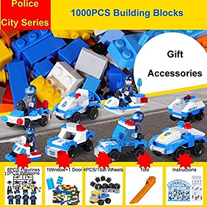 Buy Generic Small Building Blocks City Series Fire Fight