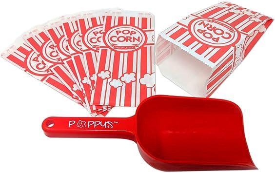 Amazon.com: Poppys palomitas de maíz y bolsas de papel ...