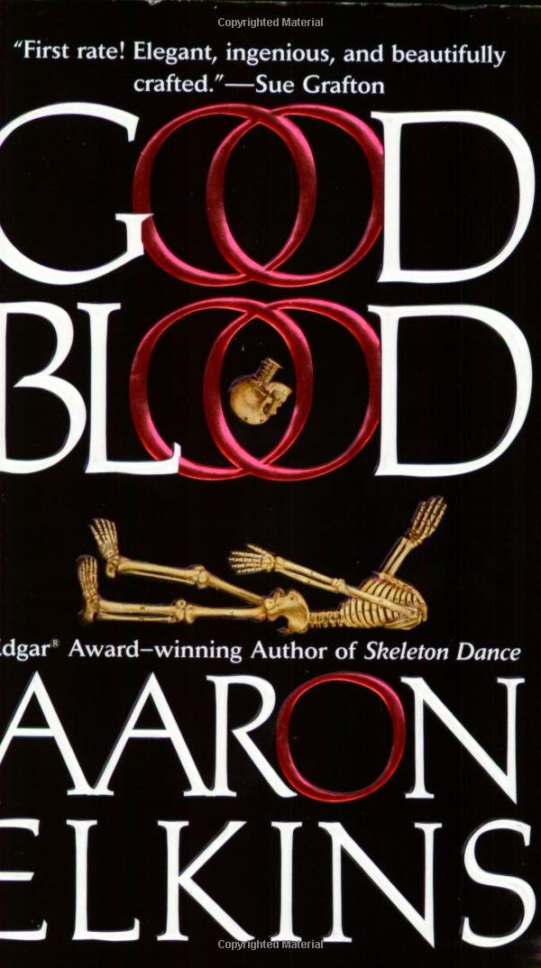 Download Good Blood (A Gideon Oliver Mystery) pdf epub