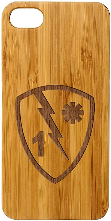 Amazon Com For Apple Iphone 7 8 Bamboo Wood Phone Case