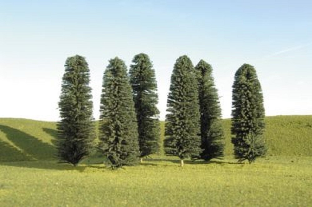激安 Bachmann Industries Scene Scapes Bachmann Trees Cedar 4-6 Cedar Trees HO HO Scale Train (24 Piece) [並行輸入品] B06Y5ZKF6S, キクチシ:f4c387bc --- a0267596.xsph.ru