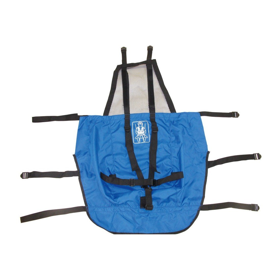 Ersatzsitzbezug f.Kinderanh. XLC Mono für XLC Mono blau ab 2014