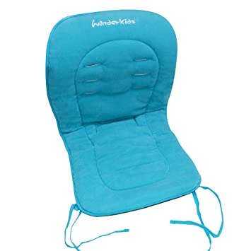 Amazon.com  Asunflower Baby High Chair Cushion Pad Soft Cotton Infant Stroller Seat Cover Pad with Ties  Baby  sc 1 st  Amazon.com & Amazon.com : Asunflower Baby High Chair Cushion Pad Soft Cotton ...