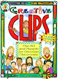 img - for Creative Clips: Clip Art and Awards for Christian Classrooms book / textbook / text book