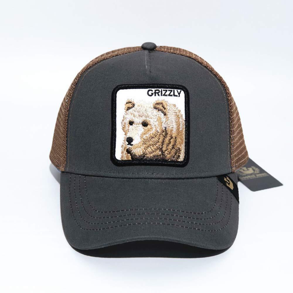 Gorra de béisbol Animal Spot Gorra de Malla con Bordado de ...
