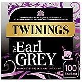 Twinings Earl Grey Tea Bags 100 per Pack